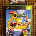 The Simpsons: Hit & Run (б/у) для Microsoft XBOX