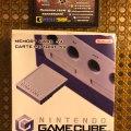 Карта памяти - серая (GameCube) (б/у) фото-1