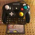 Игровая консоль Nintendo GameCube (DOL-001) (Black) (PAL) (Boxed) (б/у) фото-10