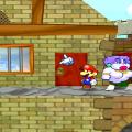 Paper Mario: The Thousand-Year Door (GameCube) скриншот-4