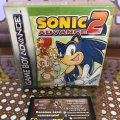 Sonic Advance 2 (Nintendo Game Boy Advance) (EU) (б/у) фото-1