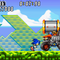 Sonic Advance 2 (GBA) скриншот-5