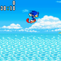 Sonic Advance (GBA) скриншот-3