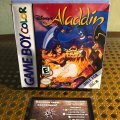 Disney's Aladdin (б/у) для Nintendo Game Boy Color