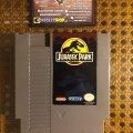 Jurassic Park (NES) (NTSC-U) (б/у) фото-1