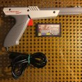Световой пистолет Nes Zapper (NES-005) (Grey) (NES) (б/у) фото-1