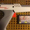 Световой пистолет Nes Zapper (NES-005) (Grey) (NES) (б/у) фото-2