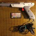 Световой пистолет Nes Zapper (NES-005) (Grey) (NES) (б/у) фото-3