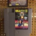 Ninja Gaiden II: The Dark Sword of Chaos (NES) (NTSC-U) (б/у) фото-1