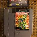 Teenage Mutant Ninja Turtles II: The Arcade Game (NES) (NTSC-U) (б/у) фото-1