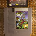 Teenage Mutant Ninja Turtles III: The Manhattan Project (NES) (NTSC-U) (б/у) фото-1