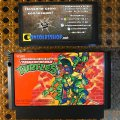 Teenage Mutant Ninja Turtles II: The Arcade Game / Teenage Mutant Ninja Turtles: Super Kame Ninja (б/у) для Famicom