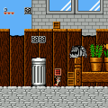 Disney's Chip 'n Dale: Rescue Rangers (NES) скриншот-3