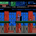 RoboCop 3 (NES) скриншот-5