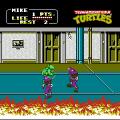Teenage Mutant Ninja Turtles II: The Arcade Game (NES) скриншот-2