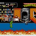 Teenage Mutant Ninja Turtles II: The Arcade Game (NES) скриншот-3
