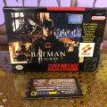 Batman Returns (SNES) (NTSC-U) (б/у) фото-2