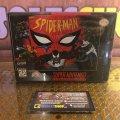 Spider-Man (SNES) (NTSC-U) (б/у) фото-1