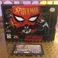 Spider-Man (SNES) (NTSC-U) (б/у) фото-2