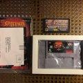 Spider-Man (SNES) (NTSC-U) (б/у) фото-9