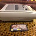 Игровая приставка Super Nintendo Entertainment System (б/у) + игра Super Mario All-Stars (б/у)