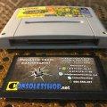 Teenage Mutant Ninja Turtles IV: Turtles in Time (б/у) для Super Famicom