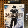 Call of Duty: World at War (б/у) для Nintendo Wii