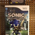 Sonic and the Black Knight (Wii) (PAL) (б/у) фото-1