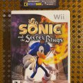 Sonic and the Secret Rings (Wii) (PAL) (б/у) фото-1