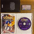 Sonic and the Secret Rings (Wii) (PAL) (б/у) фото-2
