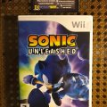Sonic Unleashed (Wii) (PAL) (б/у) фото-1