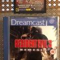 Resident Evil 3: Nemesis (Sega Dreamcast) (PAL) (б/у) фото-1
