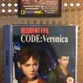 Resident Evil Code: Veronica (Sega Dreamcast) (PAL) (б/у) фото-1