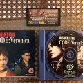 Resident Evil Code: Veronica (Sega Dreamcast) (PAL) (б/у) фото-2