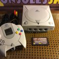 Игровая приставка Sega Dreamcast (HKT-3030) (PAL) (б/у) фото-1