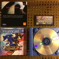 Sonic Adventure 2 (Sega Dreamcast) (PAL) (б/у) фото-3
