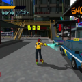 Jet Set Radio (Sega Dreamcast) скриншот-2