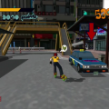 Jet Set Radio (Sega Dreamcast) скриншот-3