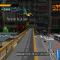 Jet Set Radio (Sega Dreamcast) скриншот-4