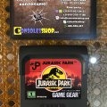 Jurassic Park (б/у) для Sega Game Gear