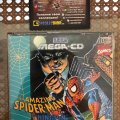 The Amazing Spider-Man vs. The Kingpin (Sega MEGA-CD) (PAL) (б/у) фото-1