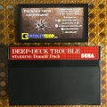 Deep Duck Trouble Starring Donald Duck (б/у) для Sega Master System