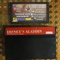 Disney's Aladdin (Sega Master System) (PAL) (б/у) фото-5