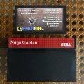 Ninja Gaiden (б/у) для Sega Master System