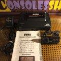 Игровая приставка Sega Master System II (3006-05A) (PAL) (б/у) фото-1