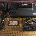 Игровая приставка Sega Master System II (3006-05A) (PAL) (б/у) фото-2