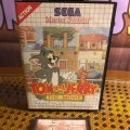 Tom and Jerry: The Movie (б/у) для Sega Master System