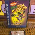 Aaahh!!! Real Monsters (Sega Mega Drive) (PAL) (б/у) фото-1