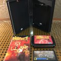 Streets of Rage 2 / Bare Knuckle II: The Requiem of the Deadly Battle (б/у) для Sega Mega Drive