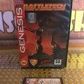 Battletech: A Game of Armored Combat (Sega Genesis) (NTSC-U) (б/у) фото-1